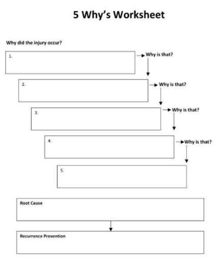 5 Why Worksheet22